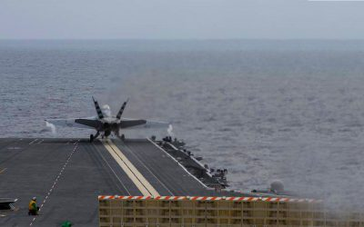 Sabre Systems, Inc Supports Historic USS Gerald R. Ford (CVN 78) Arrested Landing and Electromagnetic Launch Systems